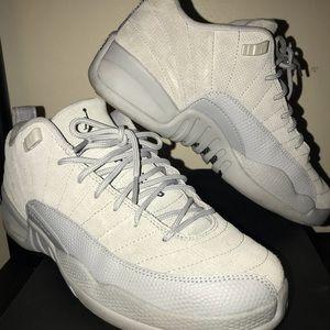 free shipping e3834 a4b42 ... hot lava white 6d19d best price air jordan shoes air jordan retro 12  low sz.